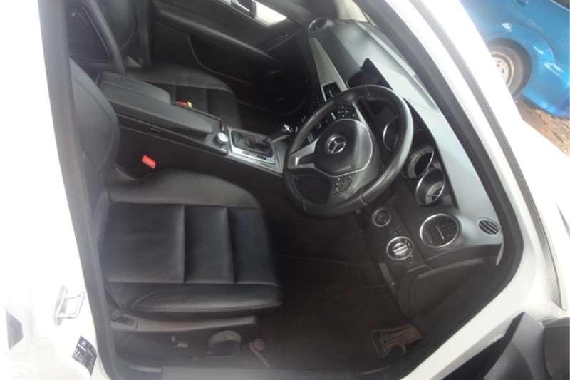 2013 Mercedes Benz C Class C180 Avantgarde AMG Sports