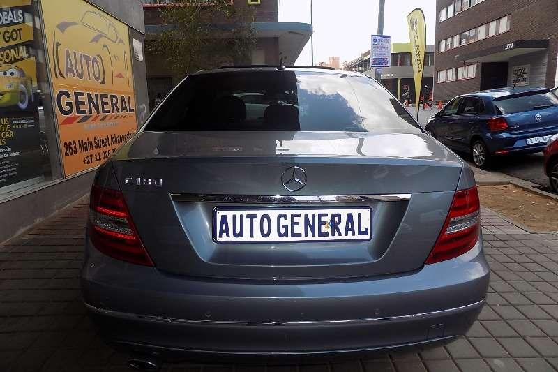 2013 Mercedes Benz C Class