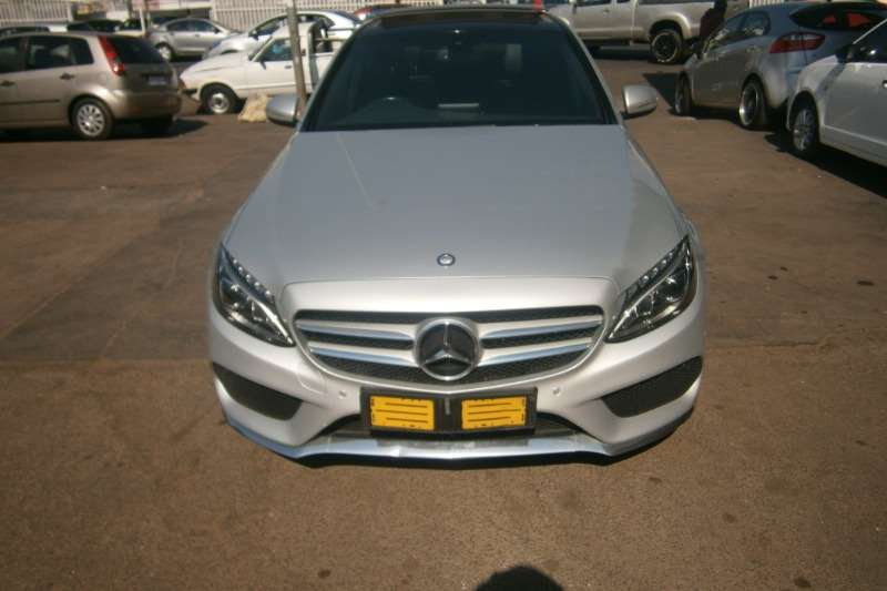 2014 Mercedes Benz C Class C250 BlueTec Avantgarde