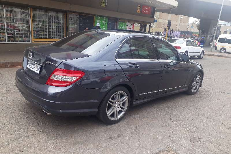 2009 Mercedes Benz C Class C350 Avantgarde Amg Sports Junk Mail