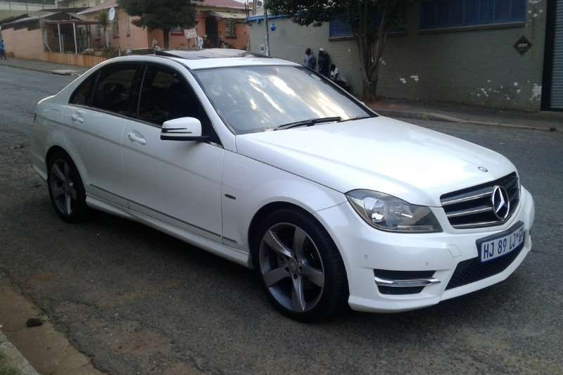 2014 Mercedes Benz C Class C200 Elegance AMG Sports