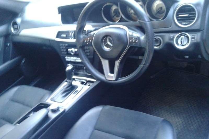 2014 Mercedes Benz C Class C200 Elegance AMG Sports