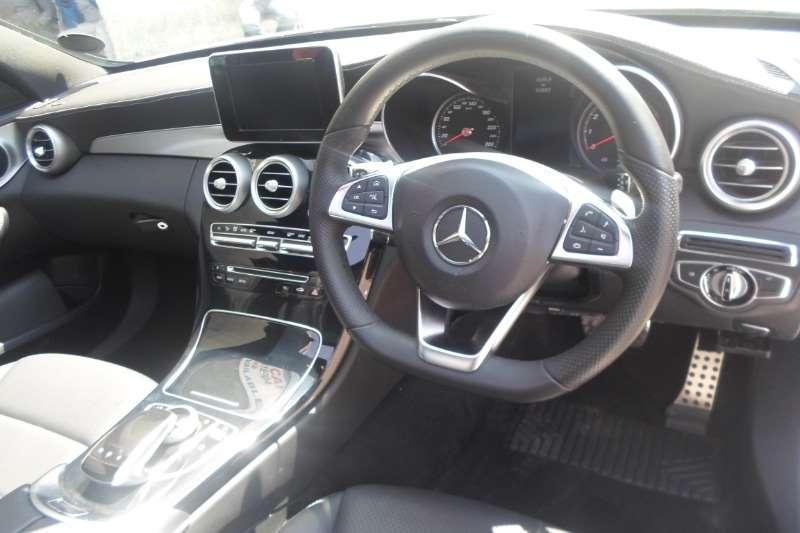 2014 Mercedes Benz C Class C250 AMG Line