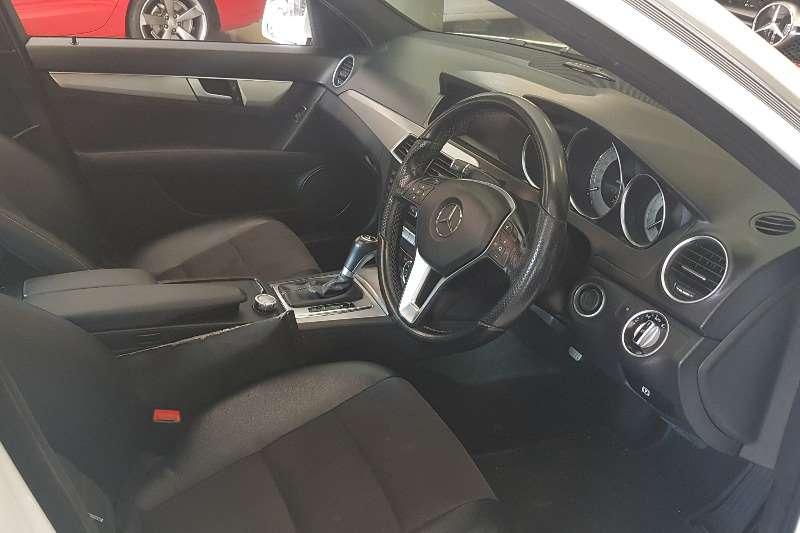 2013 Mercedes Benz C Class C200CDI Classic