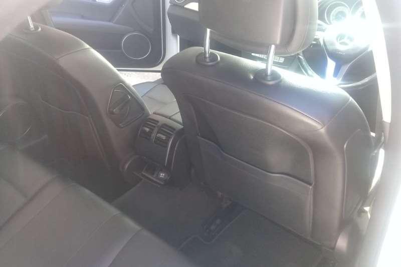 2012 Mercedes Benz C Class C200