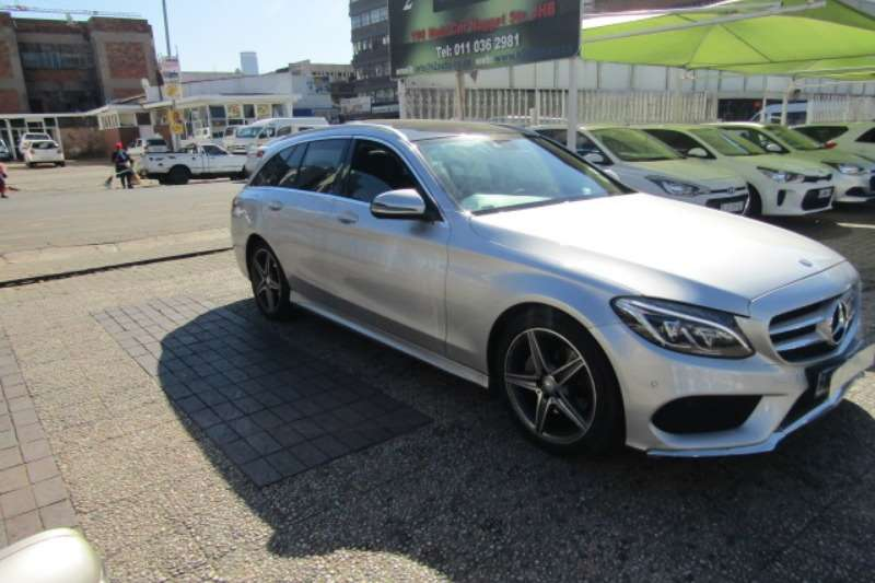 2016 Mercedes Benz C Class C200 estate AMG Line auto