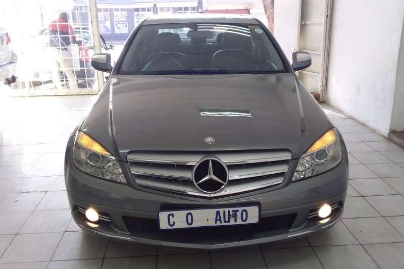 2007 Mercedes Benz C Class