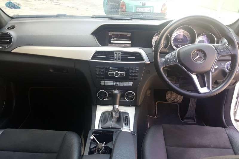 2013 Mercedes Benz C Class C180 Elegance auto