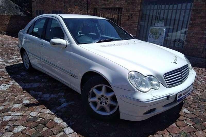 2004 Mercedes Benz C-Class sedan