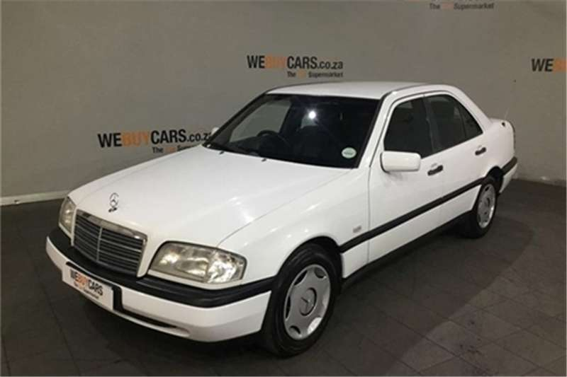 Mercedes Benz C-Class sedan 1996