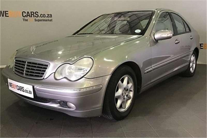 Mercedes Benz C-Class sedan 2004