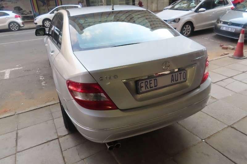 Mercedes Benz C-Class Sedan C180 A/T 2008