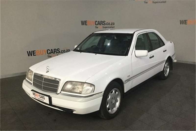 1997 Mercedes Benz C-Class sedan