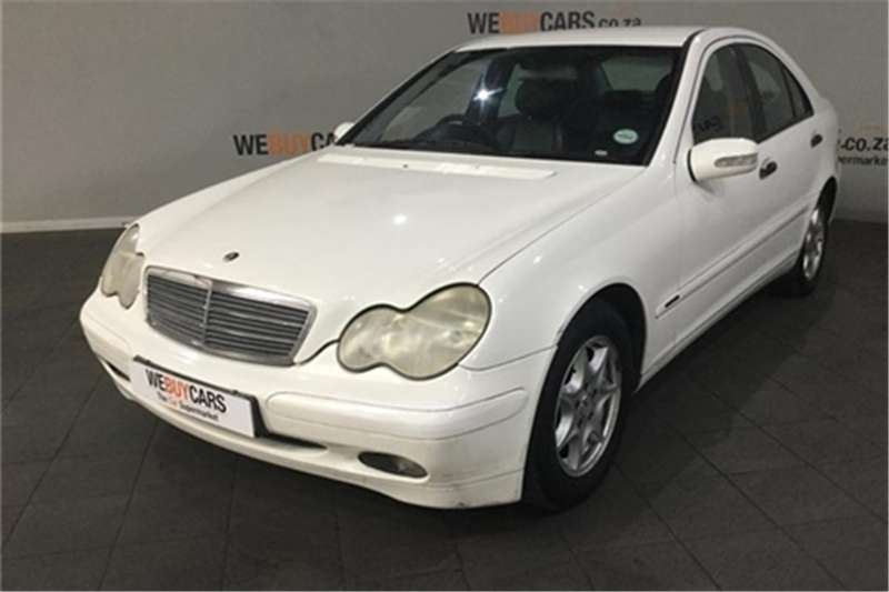 2003 Mercedes Benz C-Class sedan
