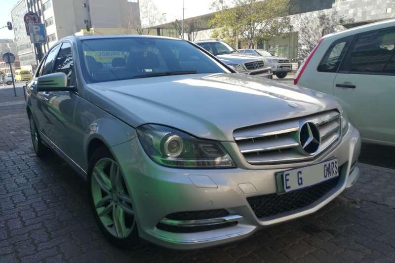 2013 Mercedes Benz C-Class sedan