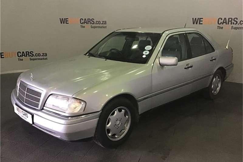 1995 Mercedes Benz C-Class sedan