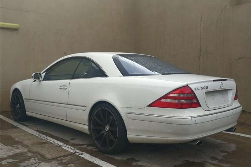 2001 mercedes benz cl 500 cars for sale in kwazulu natal. Black Bedroom Furniture Sets. Home Design Ideas