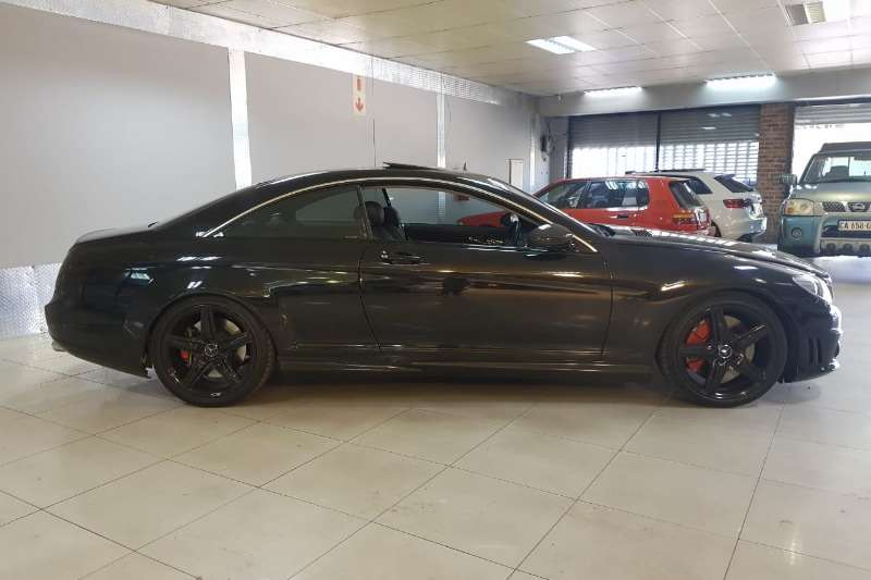 2008 Mercedes Benz Cl Cl63 Amg Cars For Sale In Gauteng R 419 950