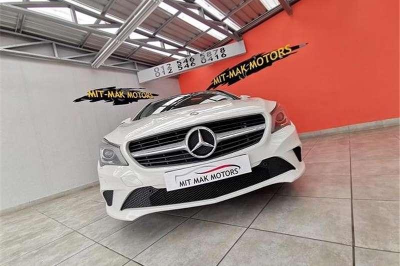 Mercedes Benz CLA 180 Auto 2013