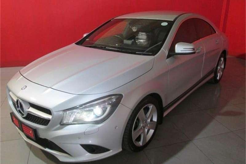 Mercedes Benz CLA 200 2013