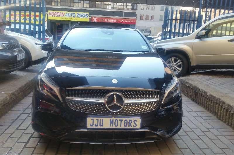 Mercedes Benz CLA 200 AMG 2016