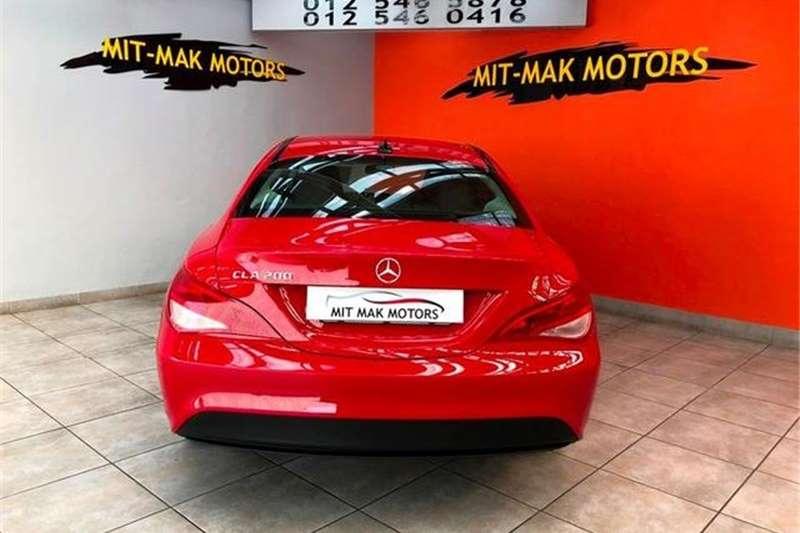 Mercedes Benz CLA 200 Auto 2013