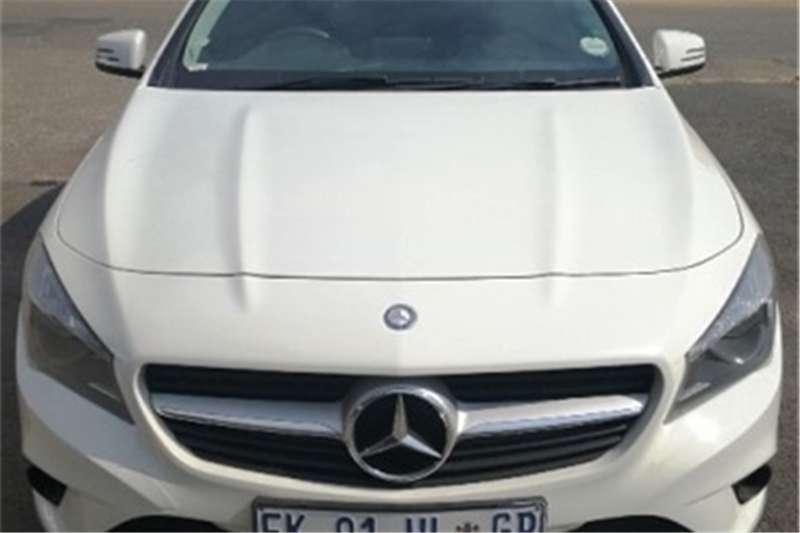 Mercedes Benz CLA 200 auto 2016