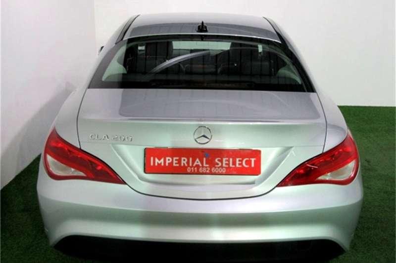Mercedes Benz CLA 200 auto 2017