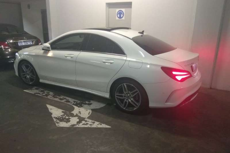 Mercedes Benz CLA 200d AMG Line auto 2018