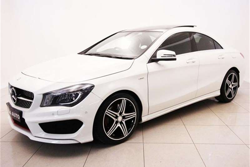 Mercedes Benz CLA 250 Sport 4Matic 2015
