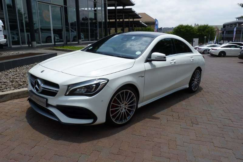 Mercedes Benz CLA 45 4Matic 2017
