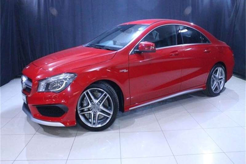 Mercedes Benz CLA 45 AMG 4Matic 2013