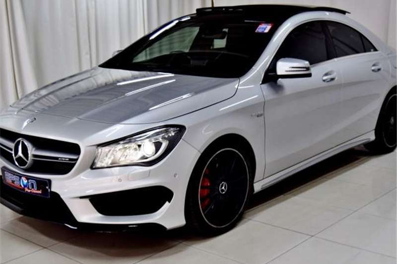 Mercedes Benz CLA 45 AMG 4Matic 2014