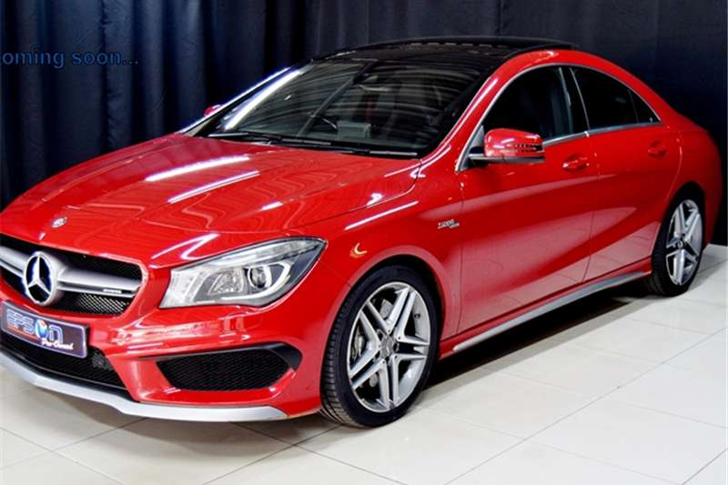 Mercedes Benz CLA 45 AMG 4Matic 2016