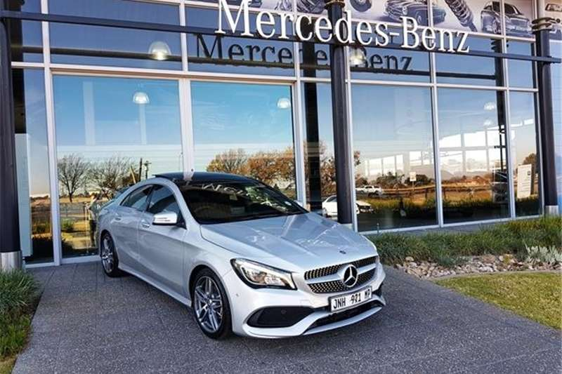 2018 Mercedes Benz CLA