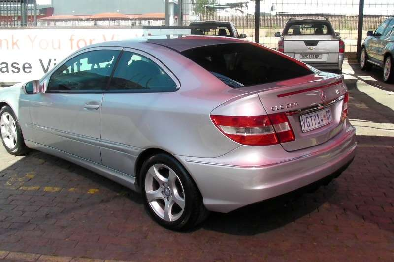 2009 mercedes benz clc 200 kompressor coupe rwd cars for sale in gauteng r 124 900 on auto - Mercedes clc coupe for sale ...