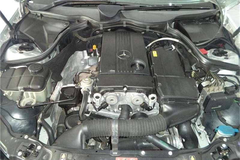 Mercedes Benz CLC 200 Kompressor 2009
