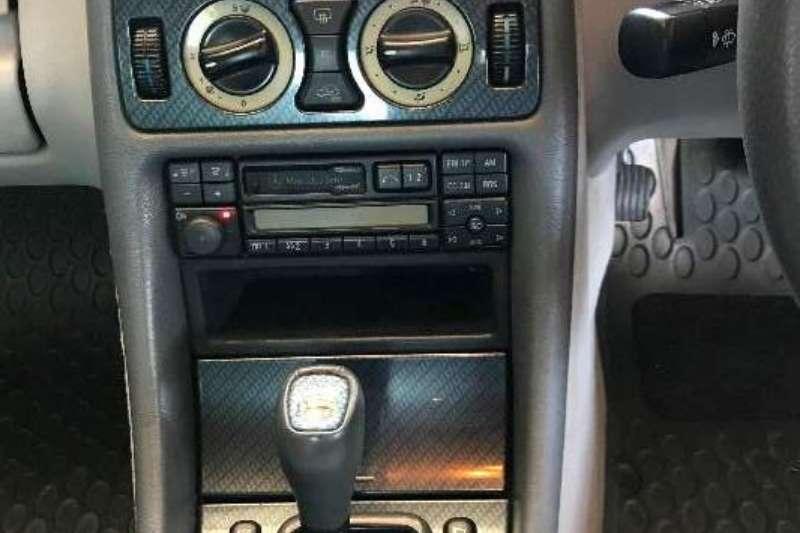 Mercedes Benz CLK 230 Auto 1998