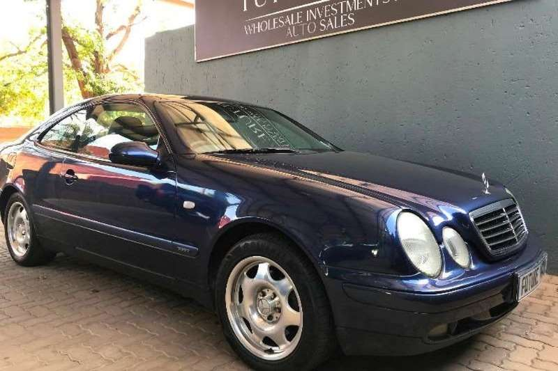 1998 Mercedes Benz CLK