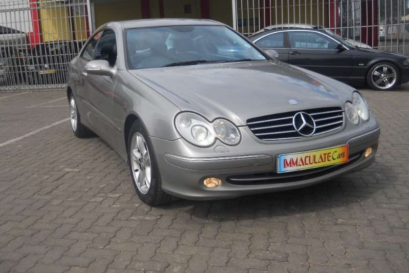 2004 Mercedes Benz CLK
