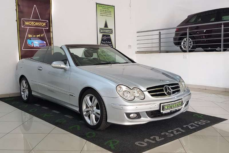 2009 Mercedes Benz CLK