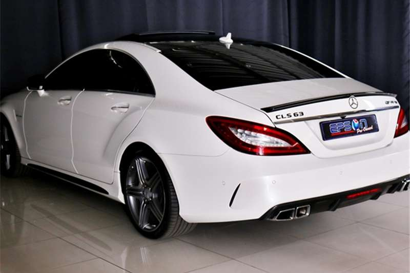2015 mercedes benz cls 63 amg s sedan petrol rwd automatic cars for sale in gauteng r. Black Bedroom Furniture Sets. Home Design Ideas