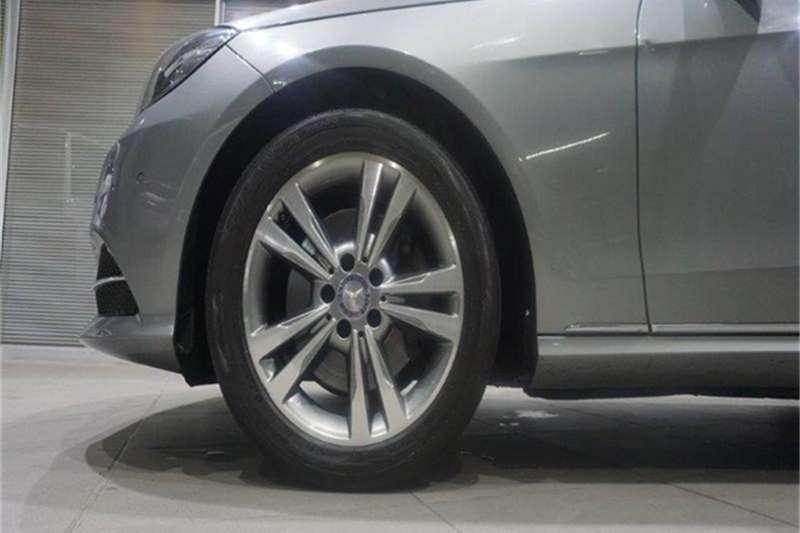 Mercedes Benz E Class E250CDI Avantgarde 2013