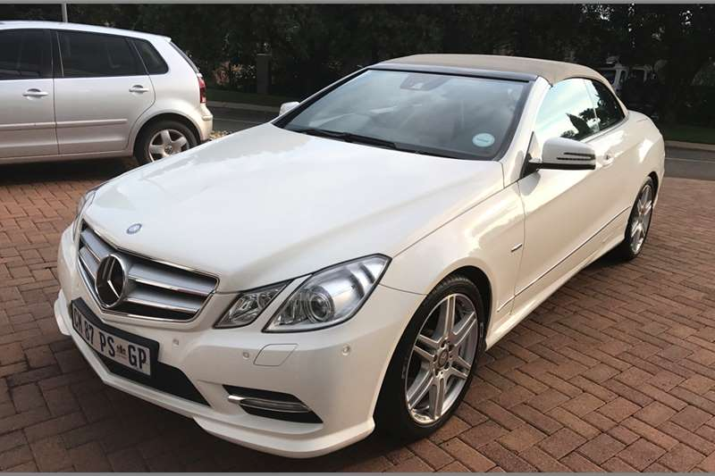 2013 mercedes benz e class e500 cabriolet elegance amg sports convertible rwd cars for sale. Black Bedroom Furniture Sets. Home Design Ideas