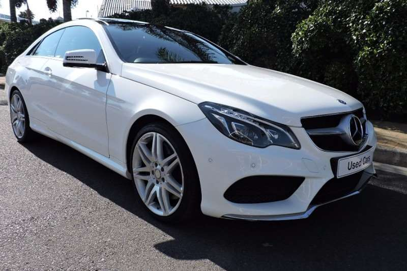 2015 Mercedes Benz E Class E500 Coupe Avantgarde Amg Sports Cars For