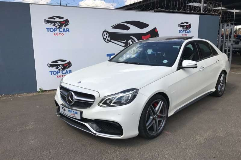 Atlas Auto Sales >> 2014 Mercedes Benz E Class E63 AMG S Sedan ( Petrol / RWD / Automatic ) Cars for sale in Gauteng ...
