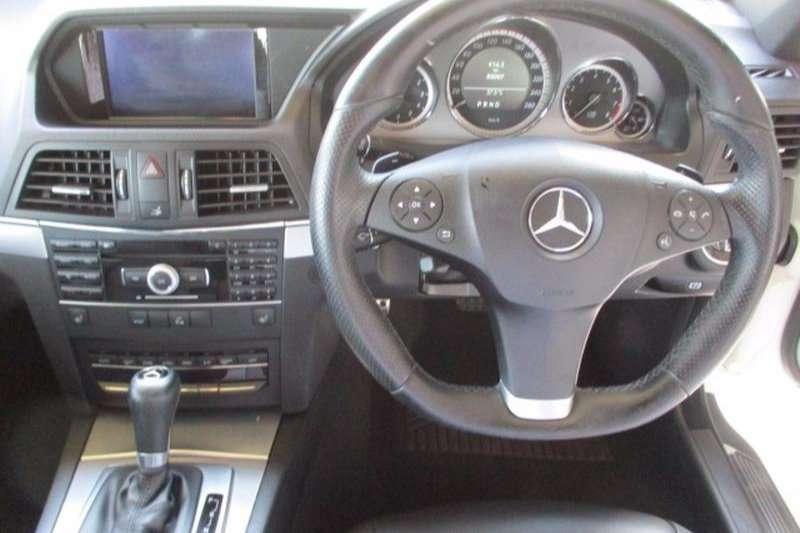 2012 Mercedes Benz E Class E500 Avantgarde AMG Sports