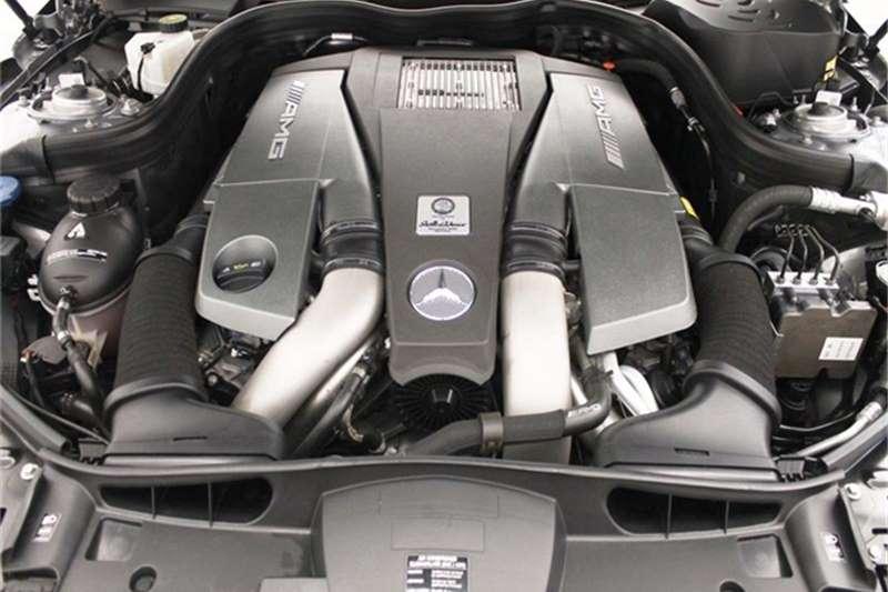 2015 Mercedes Benz E Class E63 AMG S