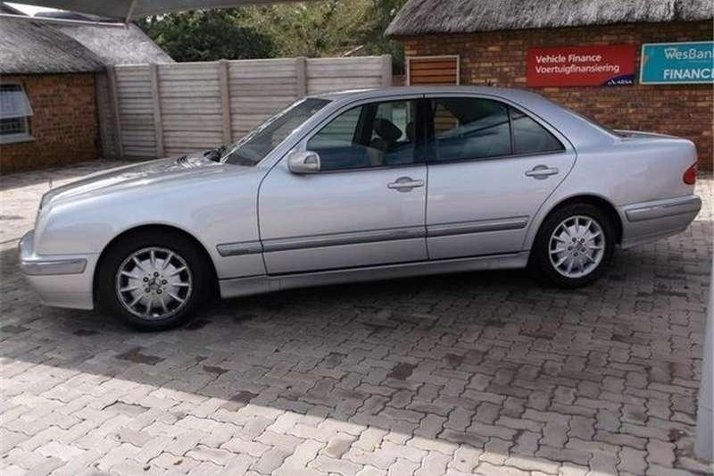Mercedes Benz E280t Elegance Estate A/T 2000