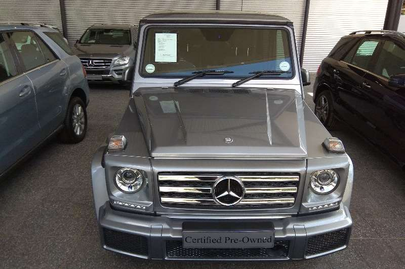 2017 Mercedes Benz G Class G350 BlueTec Cars for sale in ...